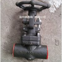 800LB globe valve