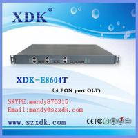 Gepon OLT 4 PON port GEPON OLT for BDcom/ZTE/Huawei  OLT
