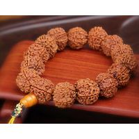 Cheap Natural Bodhi seed corn bracelets