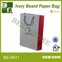 cutlery paper bag for gift package  also used in restaurant