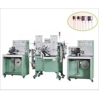 Automatic winding machine for solid capacitor 580