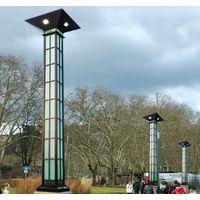 Square Lighting Columns Pole.
