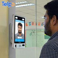 Biometric identification face fingerprint time attendance and access control terminal thumbnail image