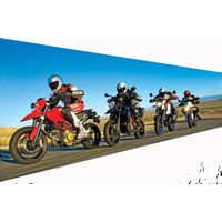4 way conference intercon for motorcycle