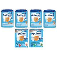 Aptamil Pre,1,2,3,+1,+2 Baby Milk Formula thumbnail image