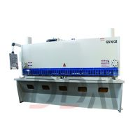 QC11K-8x3200 GullotineCNCPlate Shearing Machines