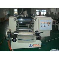 Anti-dazzling screen material roll calender machine