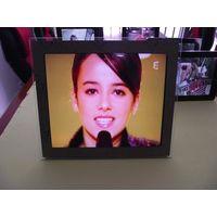 19 inch video digital photo frame