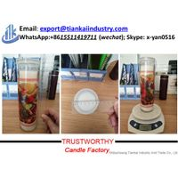 7 days glass candle holder thumbnail image