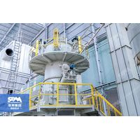 CLUM ultrafine vertical roller mill for ores micro powder making thumbnail image
