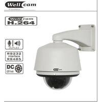 H.264 High Speed IP dome Camera