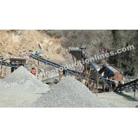 High Production Basalt Stone Crushing Production Line