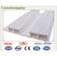 WPC Recycled Wood Grain Ceiling