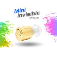 Jinghao Electronic Ear Hearing Device In-ear Earphone Earbuds
