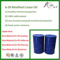 A-20 modified castor oil for pu coating