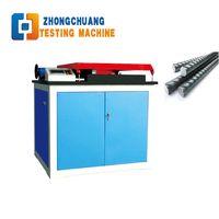 High Quality Metal Steel Rebar Bending Testing Machine Steel Rebar Bend Tester Supplier