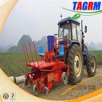 TAGRM newest 2CZ-2 sugarcane planting machine,sugarcane seed planter thumbnail image
