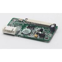 LTPJ245 printer, gears, rollers, a circuit board, roller