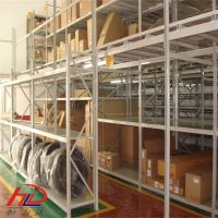 Mezzanine Racks for Automotive Fittings