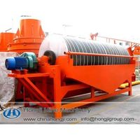 Magnetic Separator concentrator for Nickel Ore upgrading grade
