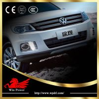 New super bright Volkswagen VW Tiguan Osram led day running lamps DRL with CE E-Mark thumbnail image