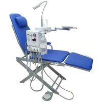 Simple type dental chair dental folding chair