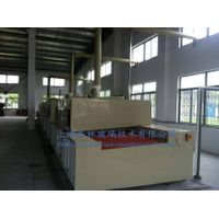 Flat Glass Frosting Machine