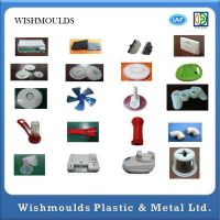 Custom plastic injection mould making manufacturer