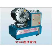 DX 68 hydraulic hose crimping machine/hose crimper/manual rubber hose crimping thumbnail image