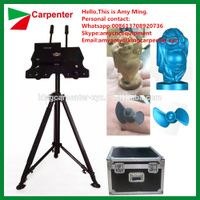 3d scanner high precision with bule light of 3d scanner for jewelry