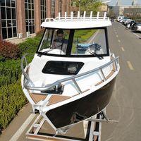 Seaking SKB625 6.25m 20.5ft aluminum cabin fishing boat thumbnail image