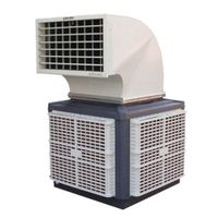 Hot sale Energy Saving Industrial Water Evaporative Air Cooler Fan thumbnail image