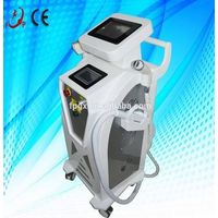 Ipll hair removal beauty equipment/e-light ipl rf multifunction machine