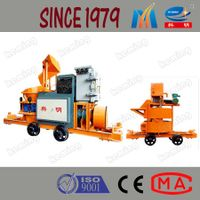 JPS6IL Wet Shotcrete Machine