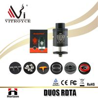 Horizon DUOS RDTA tank new 2017 vape tank kit from Vitroyce