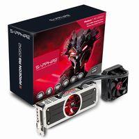 Sapphire Radeon R9 295X2 8GB GDDR5 1024-bit PCI Express 3.0 DVI/ 4x mini-DisplayPort Video Graphics thumbnail image