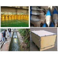 Floating hydro turbine generator