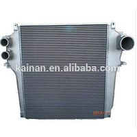 17940-E0491 truck cooling parts intercooler for hino 700