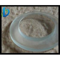 Perfect tempered light glass lens,round glass light cover