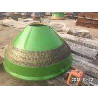 MMC mantle- Ceramic insert mantle