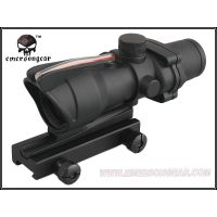 ACOG style New Tactical 4x32 Red Dot Scope