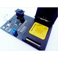 eMMC BGA100 USB Adapter,BGA Test Socket for BGA100 test and mobile forensics thumbnail image