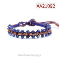 multi color faux leather bracelet new design thumbnail image