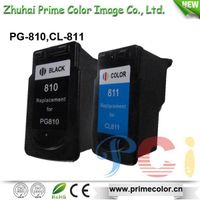 PG 810 CL 811 Recycle Printer Ink Cartridge