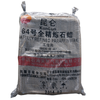Chinese fully refined paraffin candle wax 64-66