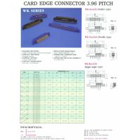 Card Edge Connector 3.96 Pitch
