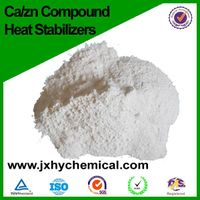 Ca/Zn Compound Heat Stabilizer Series for PVC wires and cables