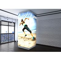 P2.5 Front Service HD LED Video Screen For Shopping Malls, High Power LED Poster Panel