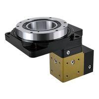 hollow rotary actuators