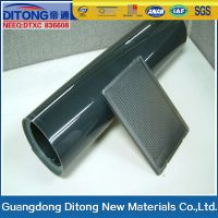 black ps antistatic and conductive rigid sheet for vaccum forming packing tray